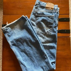 AMERICAN EAGLE LOOSE FIT MENS JEANS